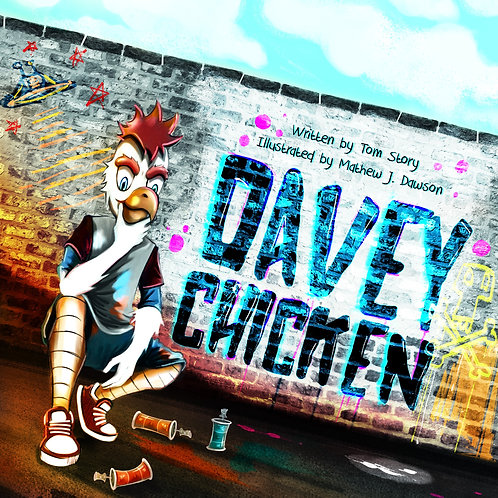 Davey Chicken: Group Batch US - 20 Copies