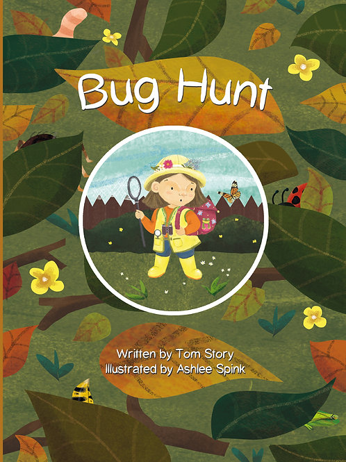Bug Hunt: (S) Group Batch US - 10 Copies