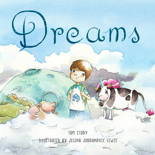 Dreams: Year Group Batch US - 70 Copies