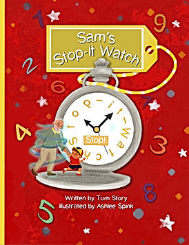 Copy of Sams Stop-It Watch - Kindle Cove
