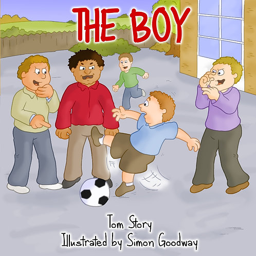 The Boy: (S) Group Batch US - 10 Copies