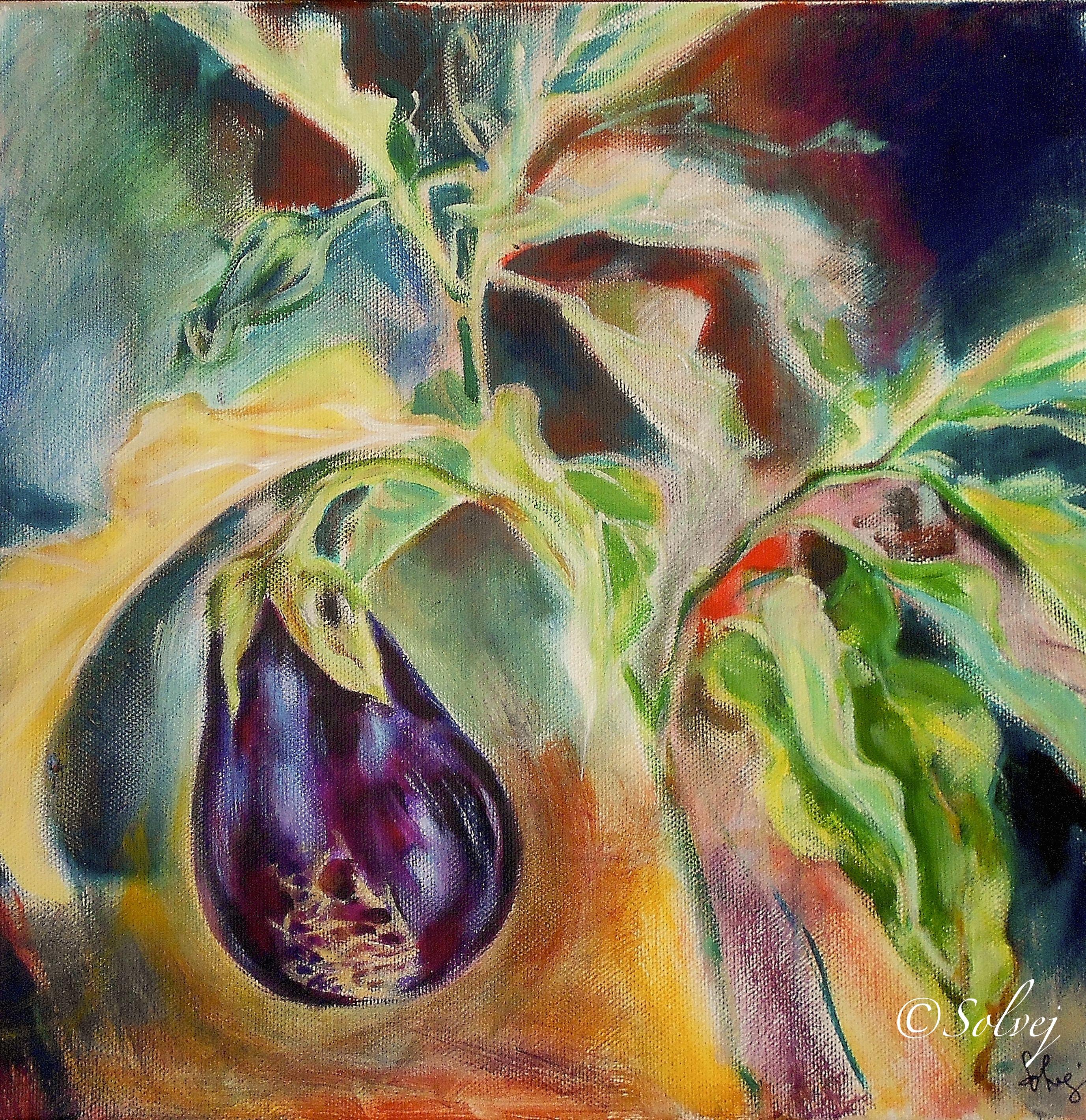 aubergine 455-Ac 30x30 8_2004 - copie.JPG