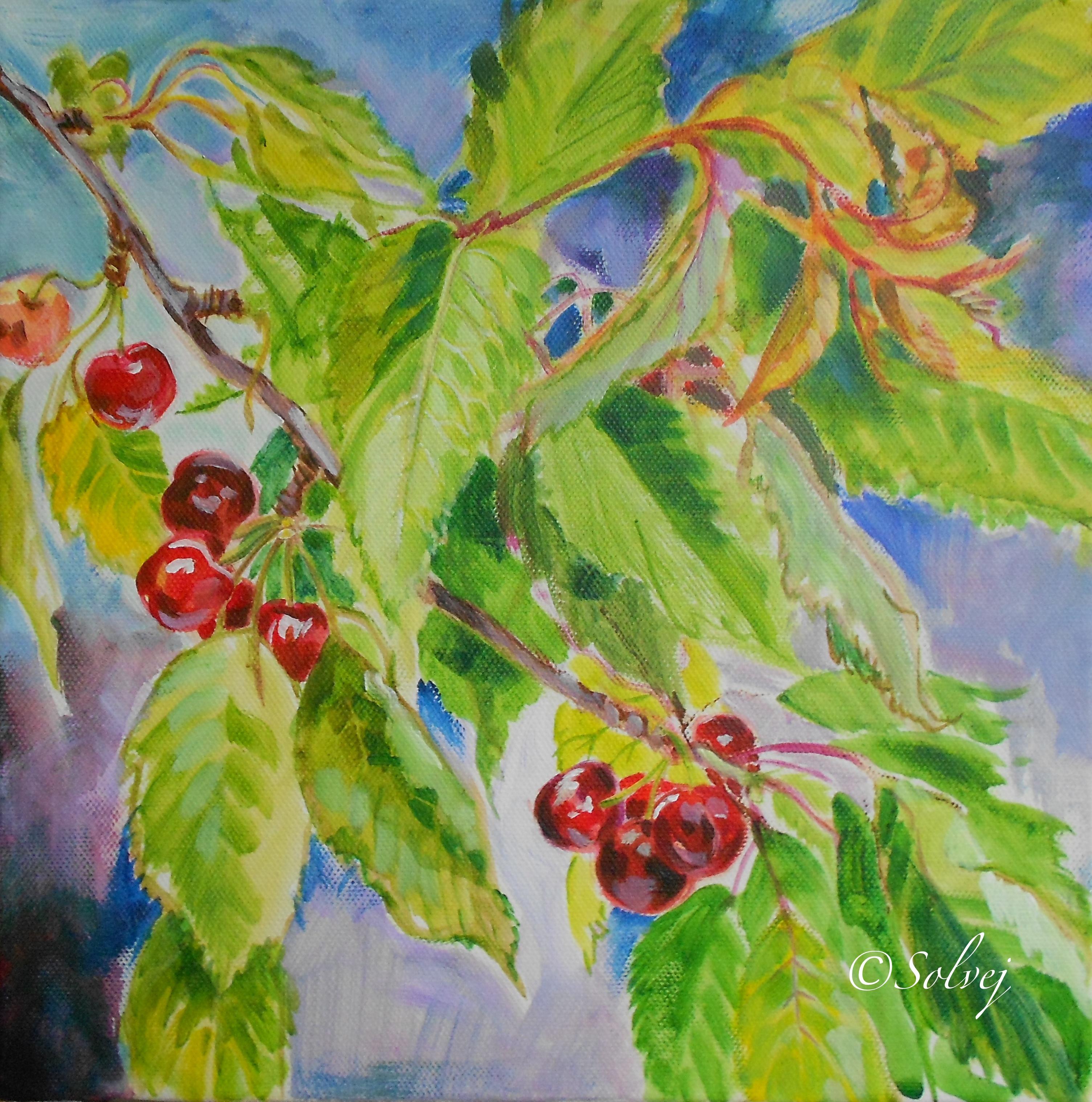 Le cerisier 2, branche   573