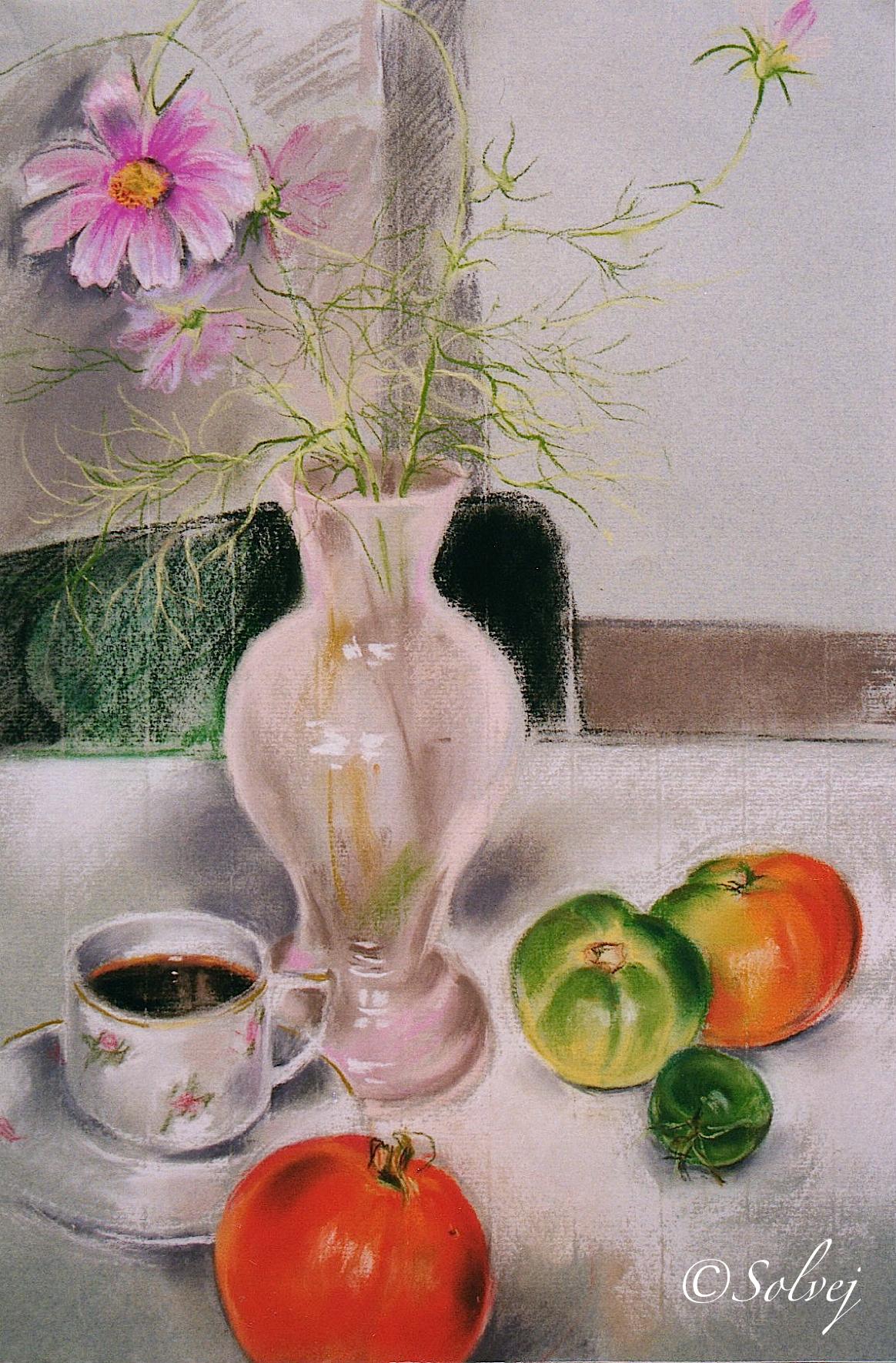 Café tomates 332