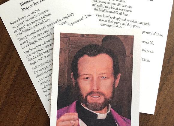Divine Favor Prayer Cards, English -- 100 Pack