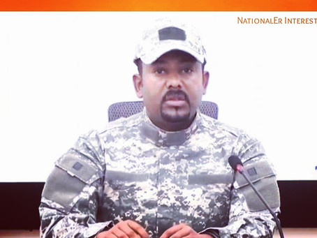 Ethiopia፡ ህሉዉ ወተሃደራዊ ምዕባሌታት፡ ካብ መግለጺን መልእኽትን ቀ/ሚ ኢትዮጲያ ኣቢይ ኣሕመድ፡