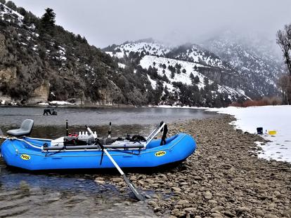 South Fork Snake River Macroinvertebrate Study 2019