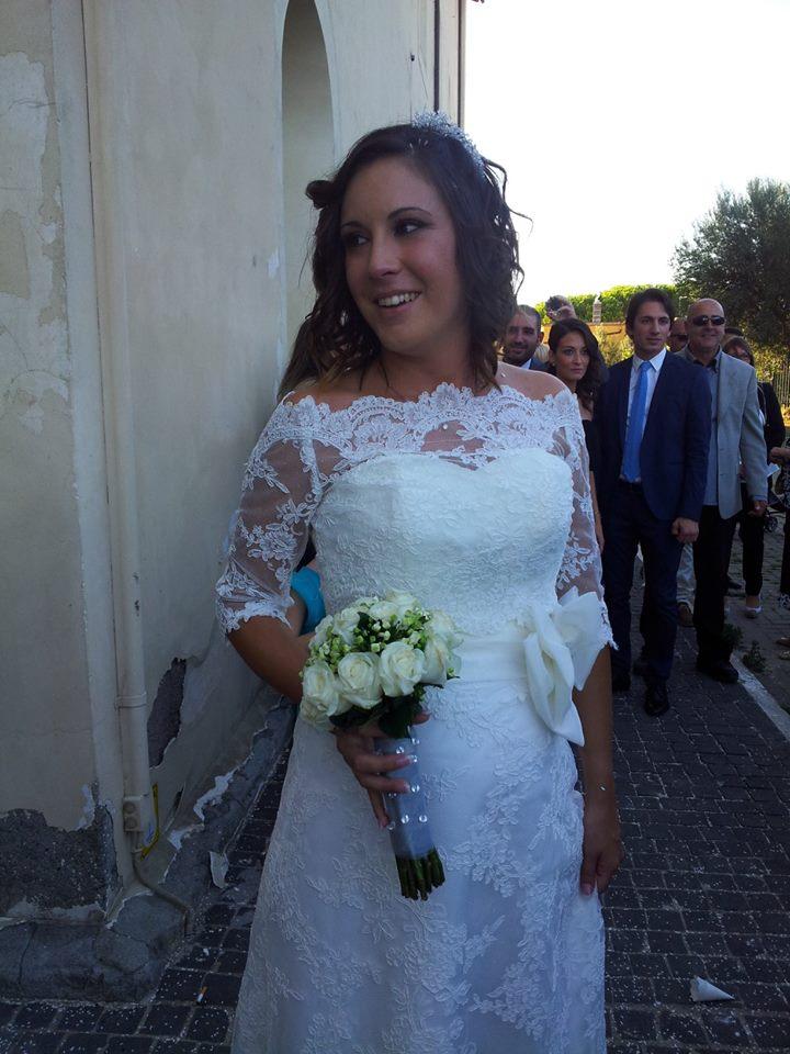 Sara - sposa 13.09.2014