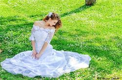 Abito Eleonore - modella Carmela