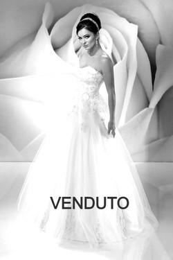 Outlet sposa Glamorosa