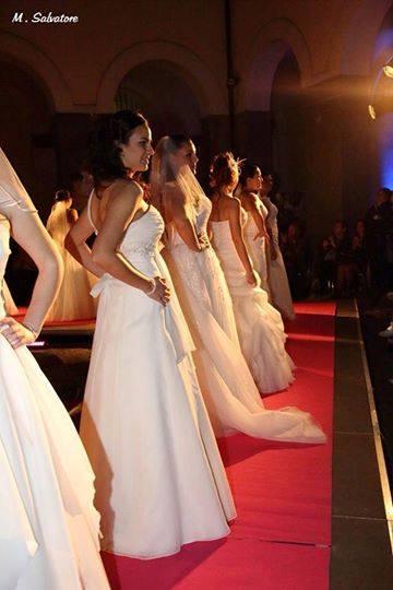 Glamorosa abiti da sposa Bracciano