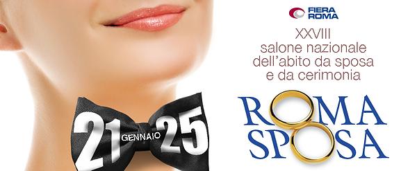 Glamorosa alla fiera Roma Sposa - sconti, offerte e promozioni