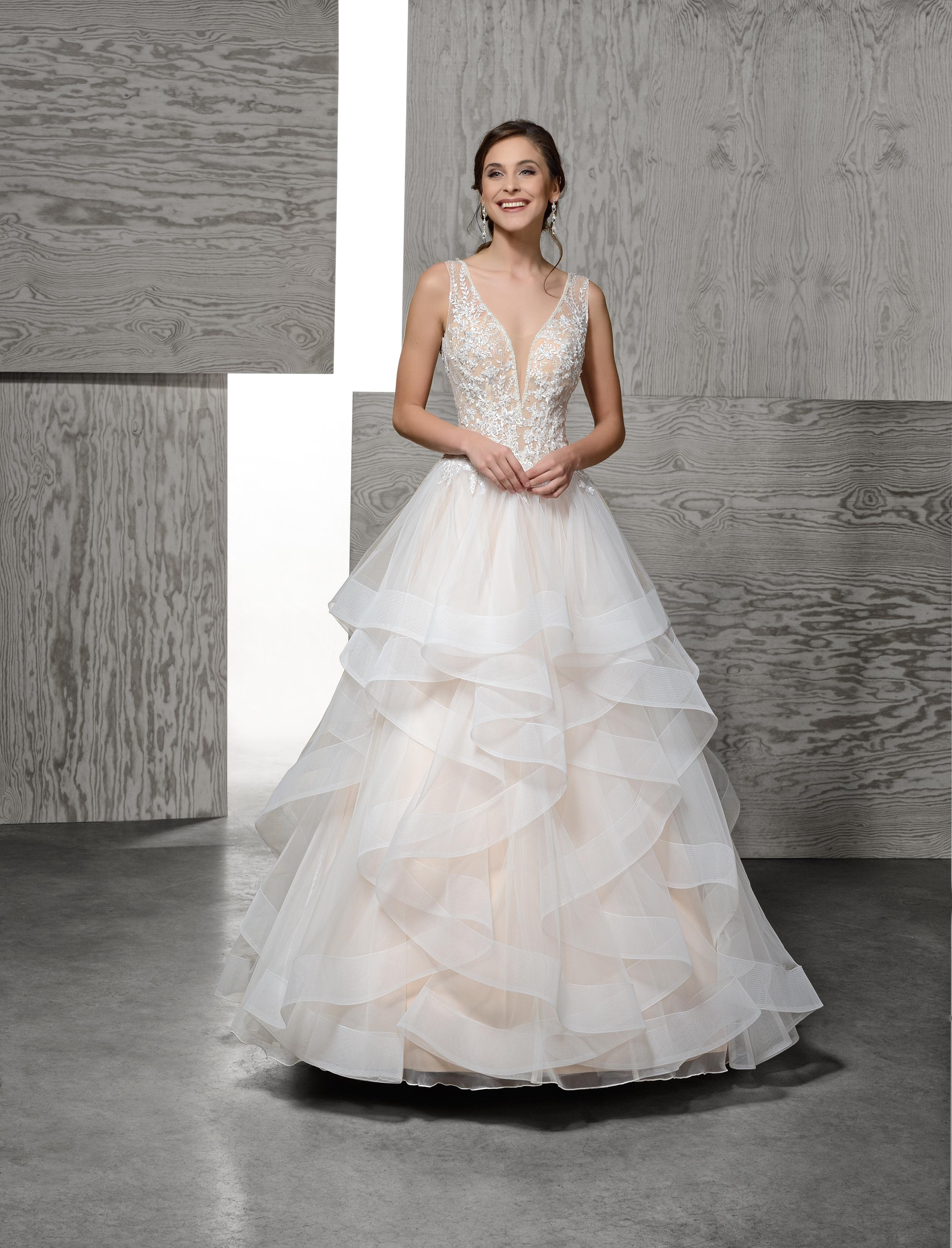 Melina di Glamorosa spose