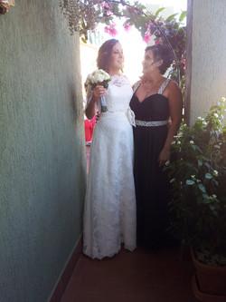 Sara e Emanuela vestite da Glamorosa