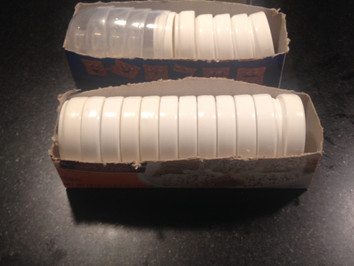 This Is As Crafty As I Get- Cereal Box Containers