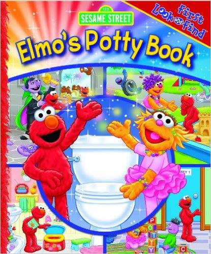 Elmo's Potty Book