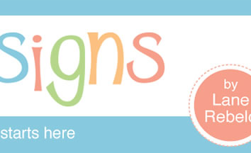 """Tiny Signs Online Baby Sign Language Class- aka, """"Learning in my PJs"""""""