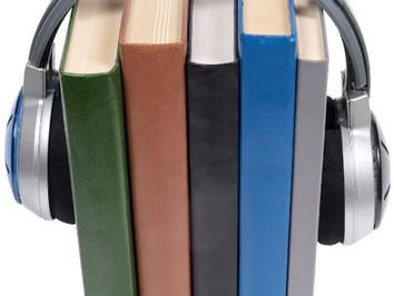 Stuff I love- Audiobooks
