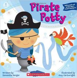 Pirate Potty Book