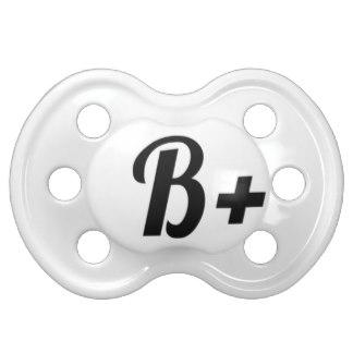 B+ Pacifier