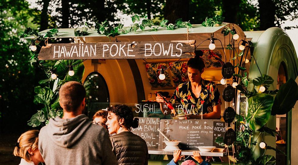 Poké Bowl Foodtruck