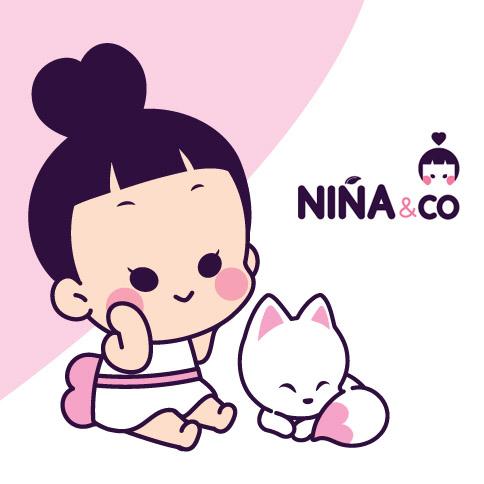 GIDEON NINA Character design