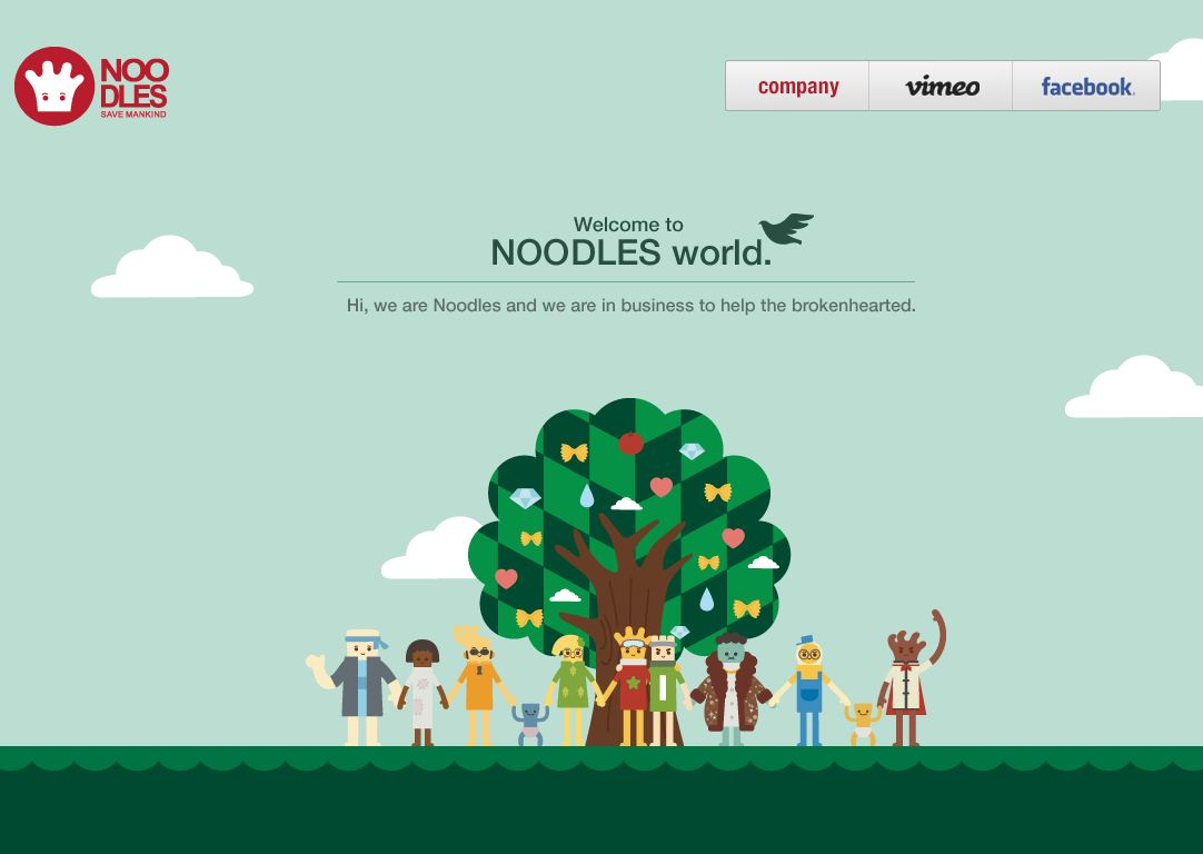 NOODLES WORLD