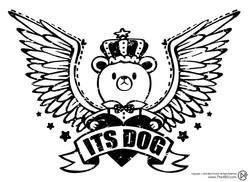 ITS DOG CHARACTER