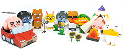 KAKAO FRIENDS PAPER TOY
