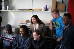 Lincoln University Skype Seminar