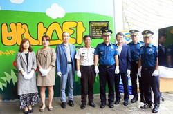 부천소사경찰서, 터널 벽화그리기 '호응'