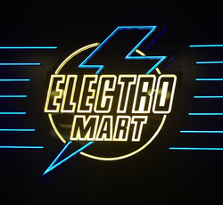 ELECTRO MART Art Collaboration