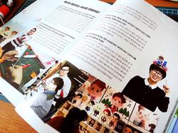 WIZKEYS Magazine interview - 위즈키즈 메거