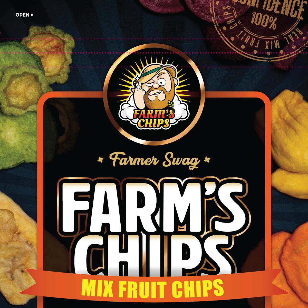 FARM'S CHIPS