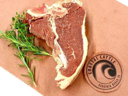 T Bone Steak $18.00/lb