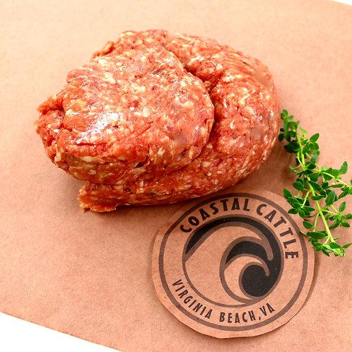 1 lb Ground Beef $6.95/lb