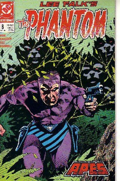 PHANTOM DC,13 ISSUES, 1989-90 8