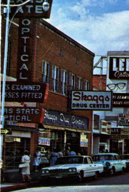 Skagg's 1950's to 1960's