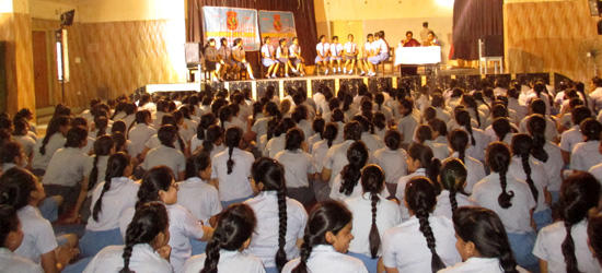 Inter House Quiz Competition 2018