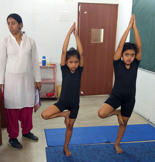 Yoga Competition 2019