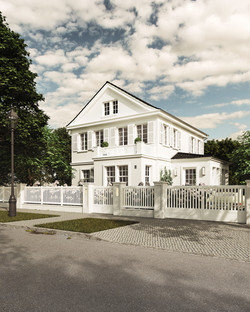 Visualisierung-Villa-Stadtrand