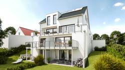 Architekturvisualisierung-Mehrfamilienhaus-hinten