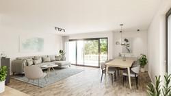 Architekturvisualisierung-Innenraum-Wohnen