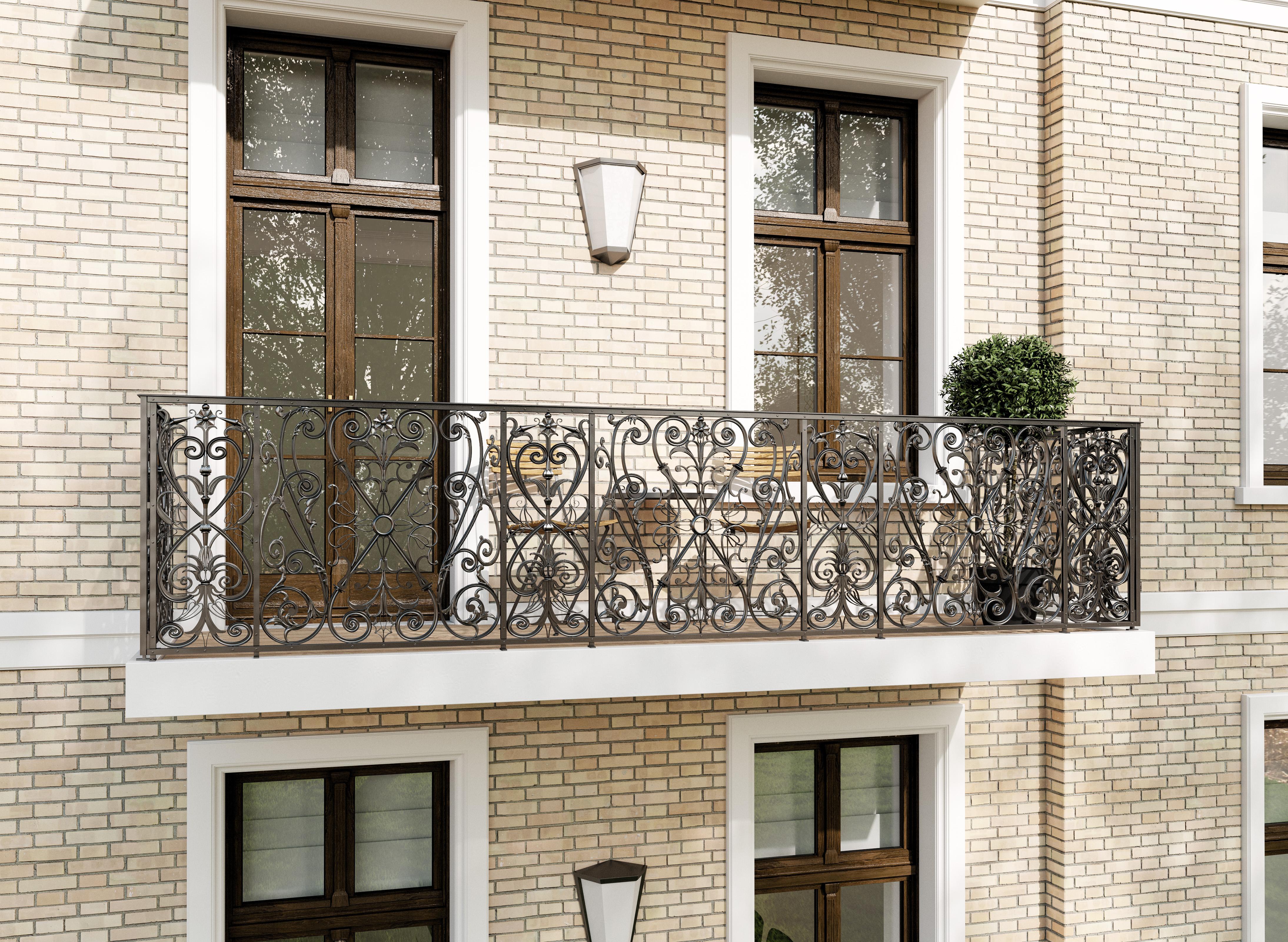 Balkonerweiterung-klassisch
