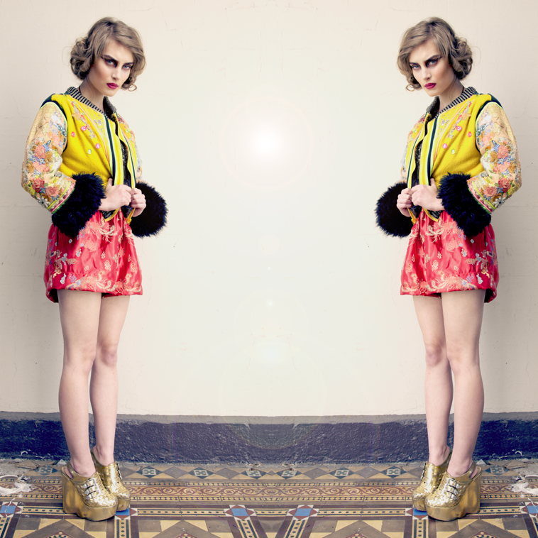 Lisa T winter fashion '13