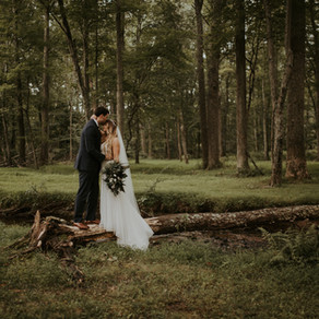 The Stanleys: Ostertag Vistas Wedding