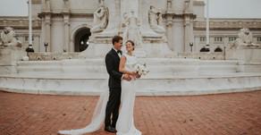 Alison & Sean: Gonzaga College High School & Capitol View at 400 Wedding
