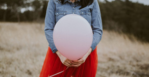 The Lyons Family: Valentines Day Themed Gender Reveal