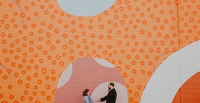Megan & Tim's April Wedding at the Washington County Museum of Fine Arts