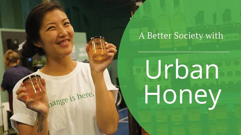 A Better Society with Urban Honey from Bybi